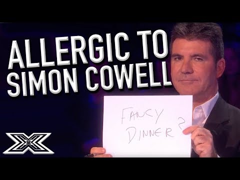 """""""I'm Allergic To Simon Cowell"""" Angry Viewer Calls The Studio With A Complaint! 