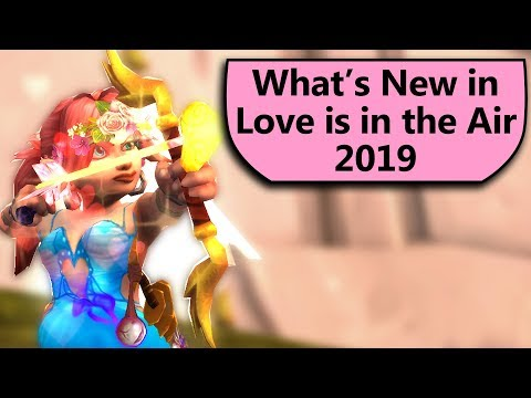 Whats New in Love is in the Air 2019 and New Lovely Charm Farm Spot