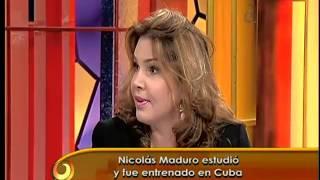 La vida de Nicolás Maduro en Cuba - América TeVé