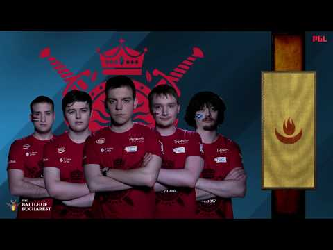 Battle of Bucharest 2017 - TEAM Final