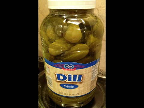 How to make Hot Sweet Pickles