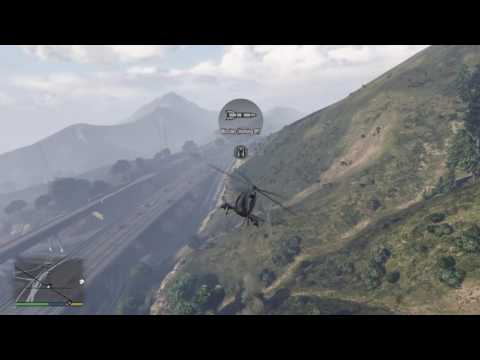 Gta5 How To Get The Buzzard Attack Chopper Spawn Location