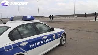 Salyanda DYP postuna silahlı hücum