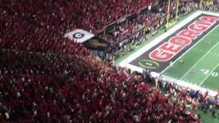 Alabama 41 yard touchdown pass to win 2018 national championship