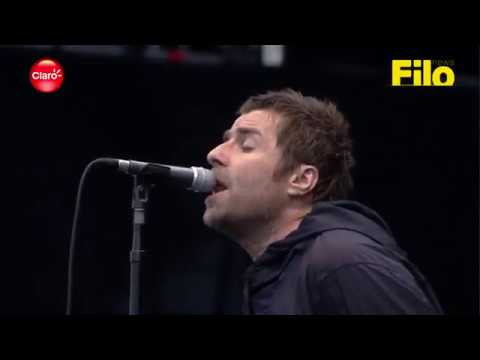 Liam Gallagher Live Lollapalooza Argentina 2018