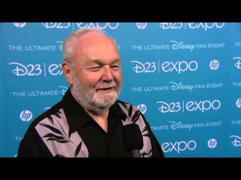 2013 D23 Interview: Animator Burny Mattinson