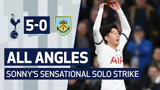 Download ALL ANGLES | HEUNG-MIN SON'S SENSATIONAL BURNLEY SOLO STRIKE Mp3 and Videos