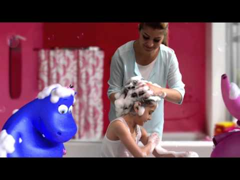 Advertisement: BB By Berlin - Kids Shampoo & Shower (Wildberry & Strawberry)