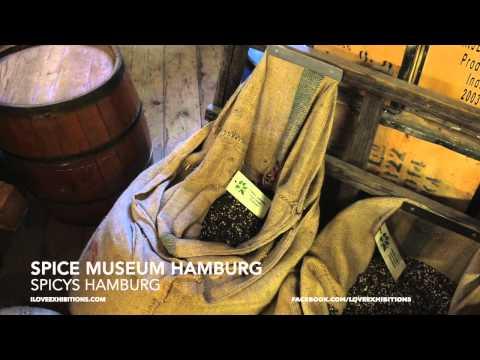 Spice Museum (Spicey's Gewürzmuseum) Hamburg