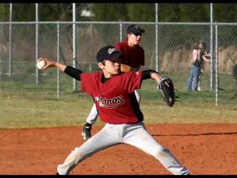 McDonough Astros 2008 end of season PART 2