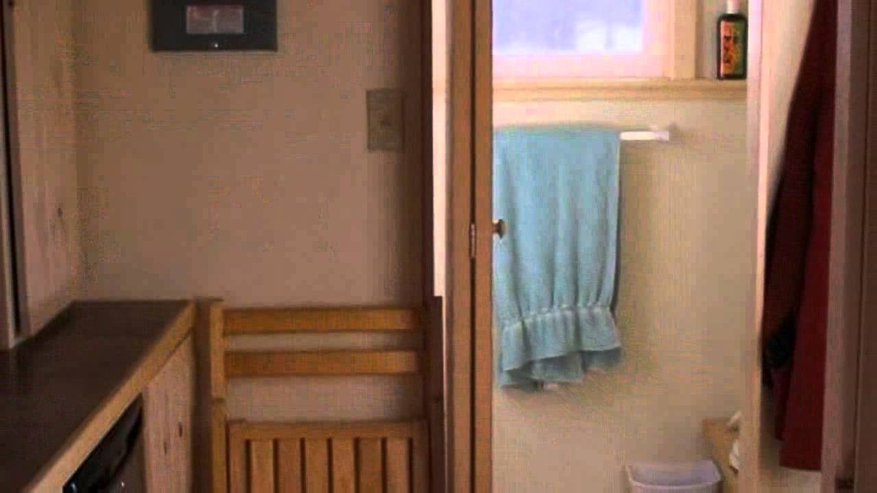 144 Square Feet 144 Sq Ft Yahini Tiny Cabin With A Porch Youtube