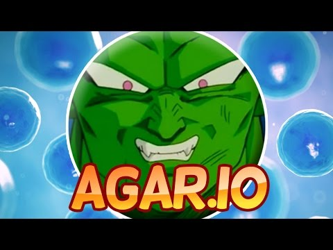 Agar.io Gameplay Part 1 - PICCOLO WANTS TO BE BIGGEST - Agario Free PC Game | Pungence