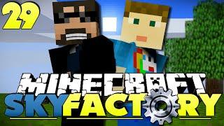 Minecraft Modded SkyFactory 29 - WE ARE MURDERERS