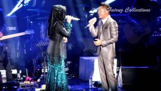 Siti Nurhaliza & Hafiz- Muara Hati (Konsert Destini UiTM)
