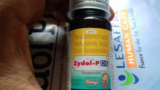 Zydol - P DS, Suspension Full Hindi Reviews