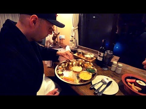 Luxury Nepal 2: Nepalese Dinner 🇳🇵