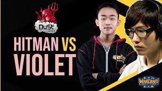 WC3 - DuSt League 7 NA - WB Semifinal: [ORC] Hitman vs. viOLet [ORC] (Group A)