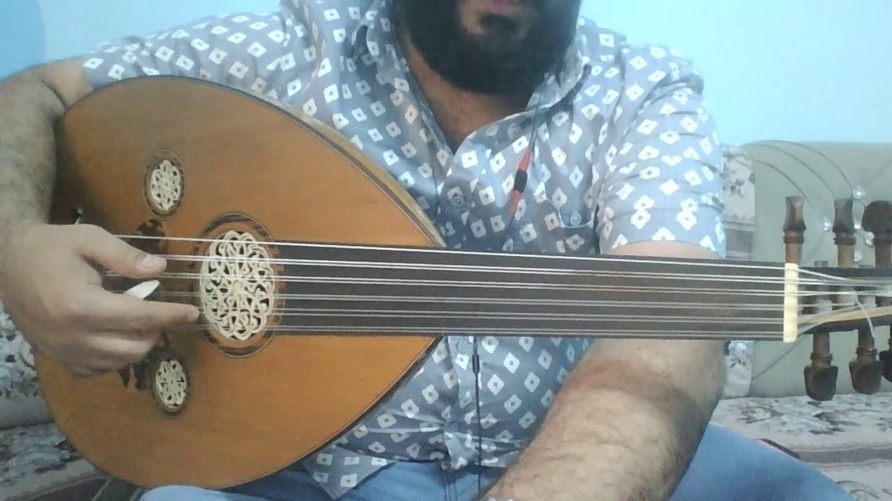 تعلم عزف اغنية خذني بقايا جروح خالد عبد الرحمن على العود للمبتدئين بالتفصيل Youtube