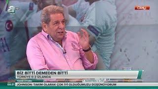 Erman Toroğlu'ndan Milli Takım Arda Turan ve Lucescuya Ağır Eleştiriler 2.part