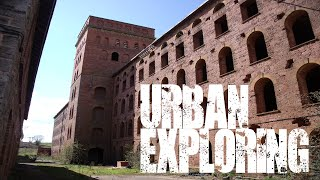The ABANDONED Tonedale Mill in Wellington, Somerset - Urban Exploring - Urbex - UK