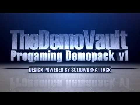 TheDemoVault Progaming Demopack v1