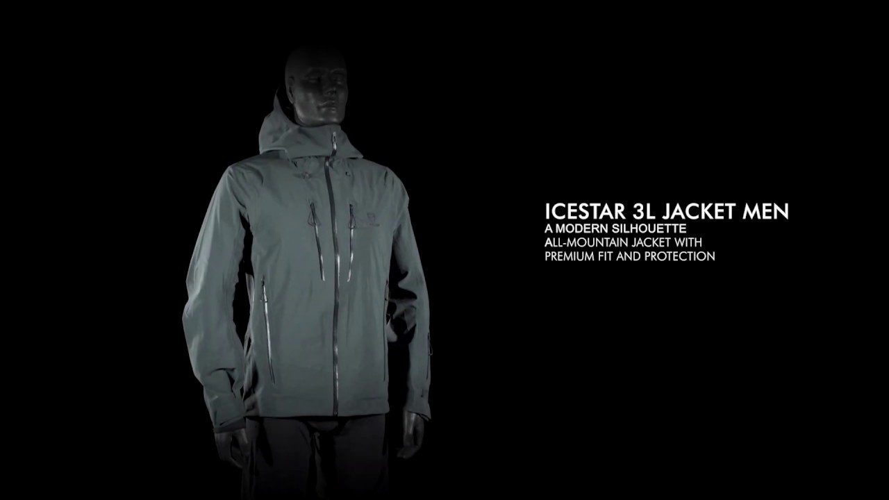 ICESTAR 3L JKT M Jackets Clothing Men