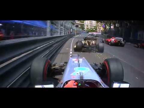 Advertisement of Formula 1, season 2013