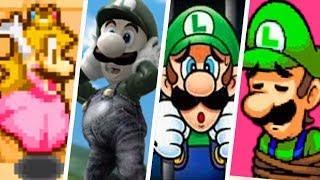 Evolution of Luigi Being Captured (1995 - 2019)