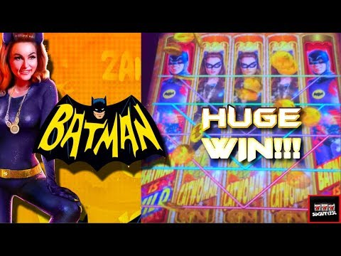 Batgirl & Catwoman Slot Machine - Play for Free Online