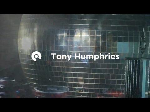Tony Humphries @ Cielo NYC 2016   BE-AT.TV