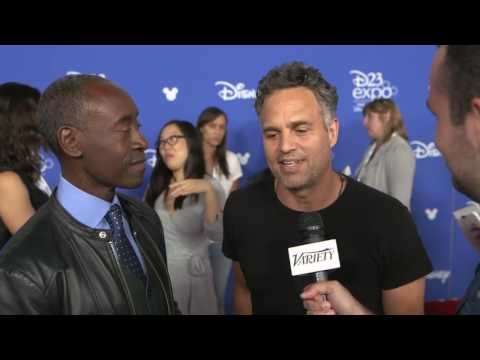 d23 Expo: 'Avengers' star Mark Ruffalo says NO standalone Hulk movie in the MCU
