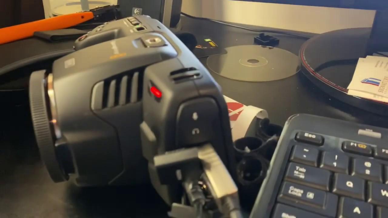 Does The Blackmagic Design Atem Mini Work Over Fiber Hdmi To Shade Pocket Cinema Camera 6k Youtube