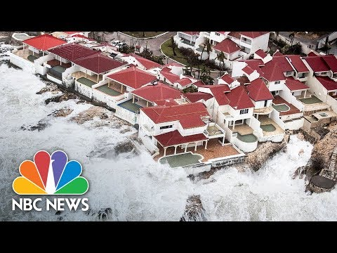 Caribbean Island Devastated By Hurricane Irma | NBC News