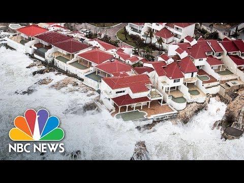 Caribbean Island Devastated By Hurricane Irma | NBC News