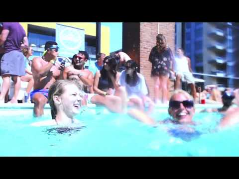 Fit San Diego - Downtown Pool Party July