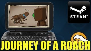 JOURNEY OF A ROACH (PC) [1186] GAMEPLAY | GPD WIN
