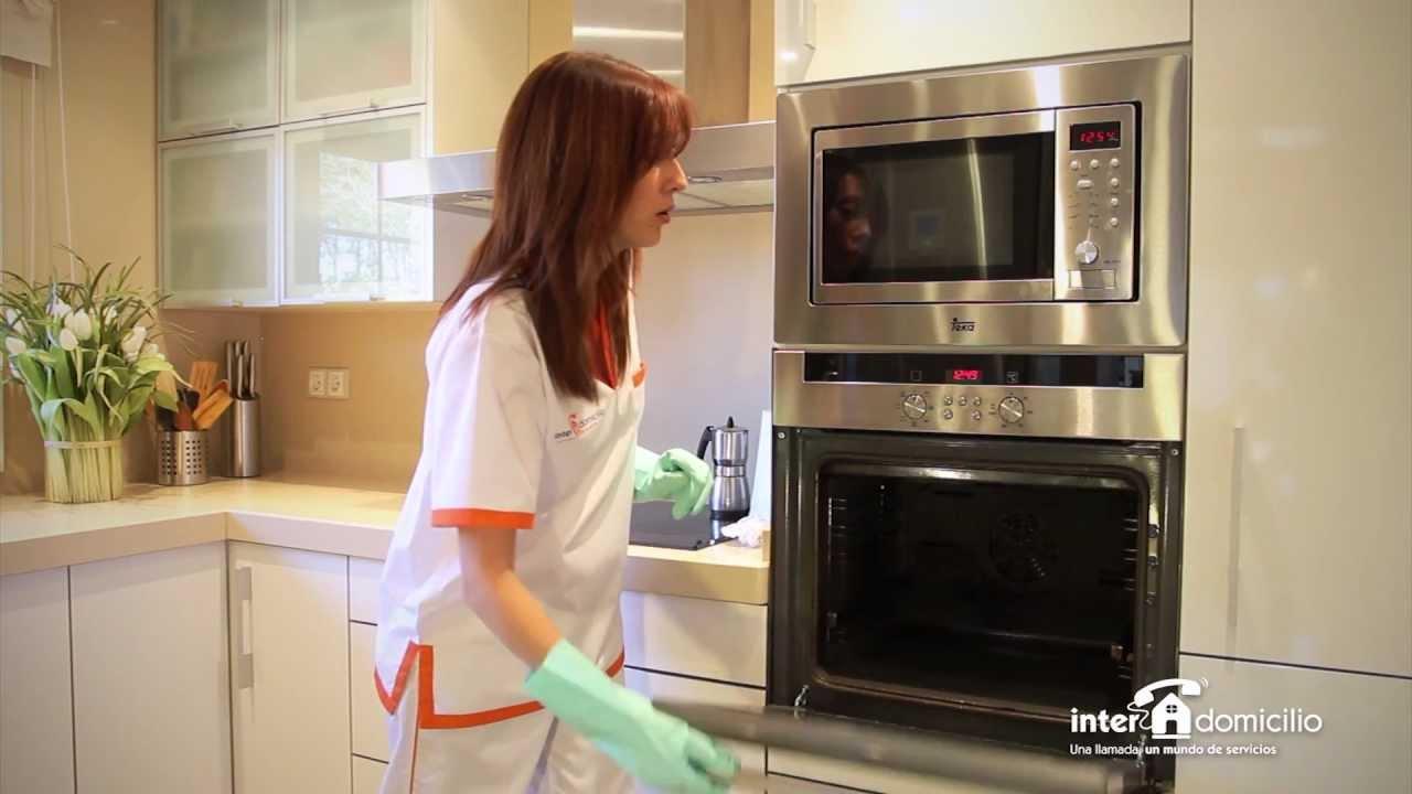 C mo limpiar el horno youtube - El horno de yeles ...