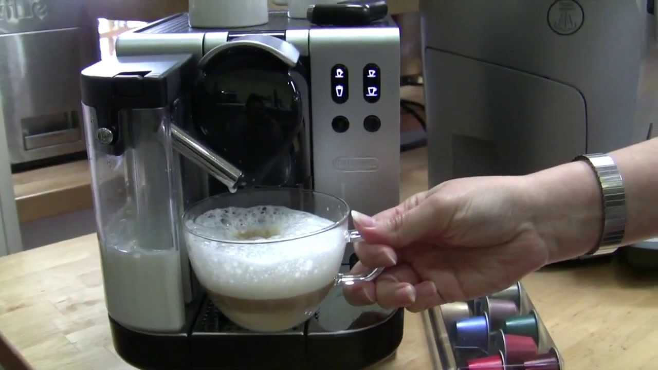 Crew Review Delonghi Lattissima En680 Youtube