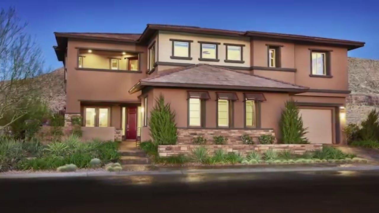 the heidi floor plan by richmond american homes youtube