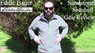 Eddie Bauer Sandstone Soft Shell Jacket Review
