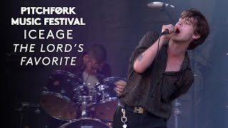 "Iceage perform ""The Lord's Favorite"" - Pitchfork Music Festival 2015"