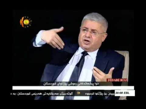 Nori Brimo:   Kurdistan Tv   7- 8- 2013
