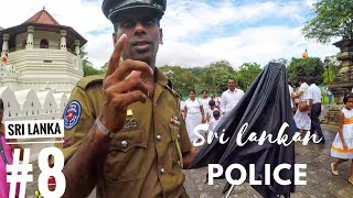 How Sri Lankan Police Behaves? My First Visit to Cemetry in My Life