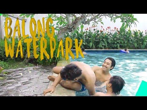 Balong Waterpark Yogyakarta | HAPVLOG #5