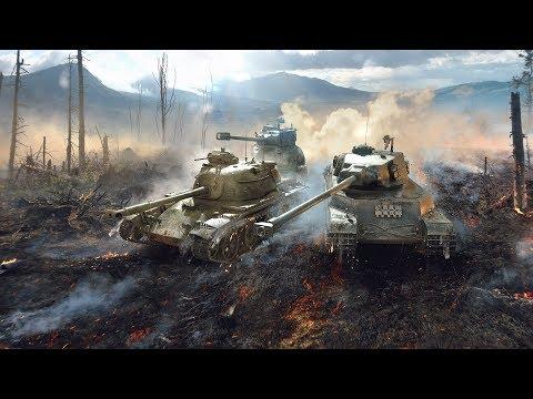 WoT Blitz - Большие и маленькие танки в одном стриме - World of Tanks Blitz (WoTB) thumbnail