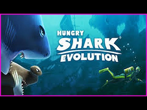 Hungry Shark Evolution Walkthrough