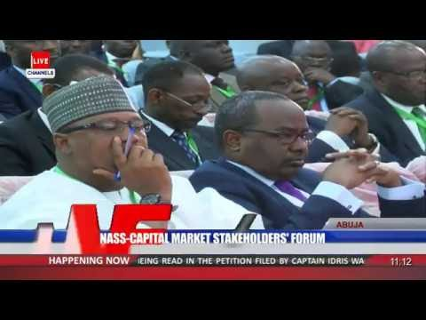 NASS Capital Market Stakholders' Forum Day 2 Pt 2