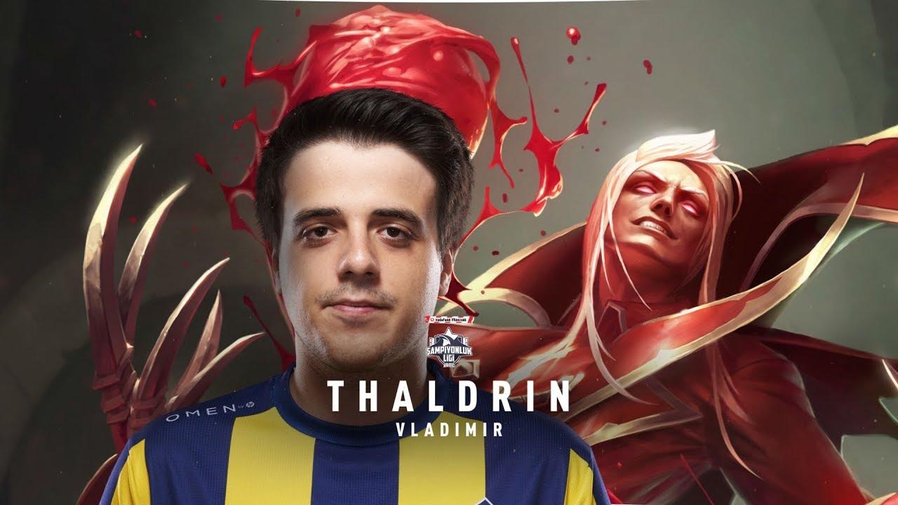 FB Thaldrin - Vladimir | Kan Alıma Hoş Geldiniz! Videosu
