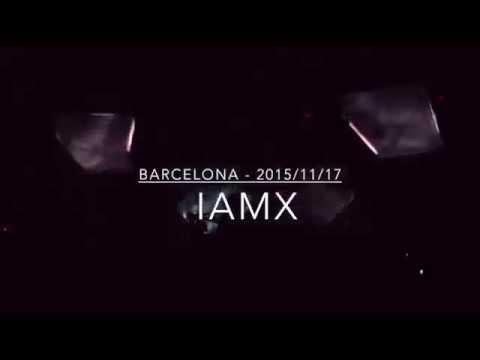 IAMX - Barcelona 2015/11/17