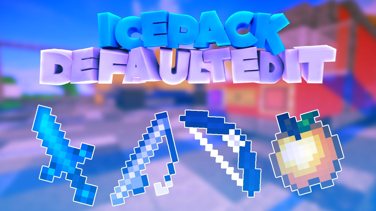 Review De Mi Texture Pack Pvp Minecraft Ice Pack Default Edit 16x Youtube Browse and download minecraft ice texture packs by the planet minecraft community. review de mi texture pack pvp minecraft ice pack default edit 16x